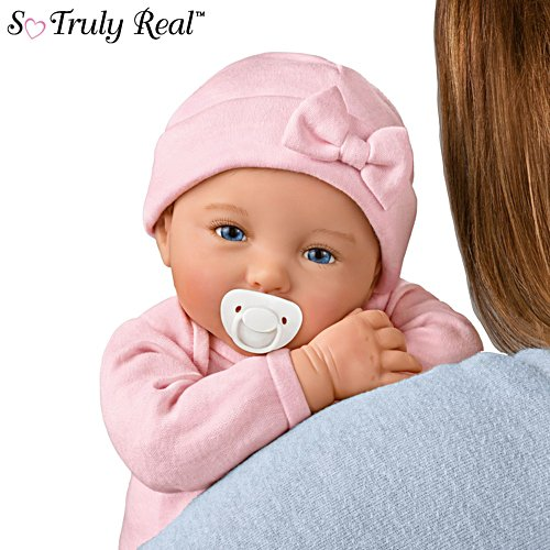 'Mommy's Girl' So Truly Real® Baby Girl Doll
