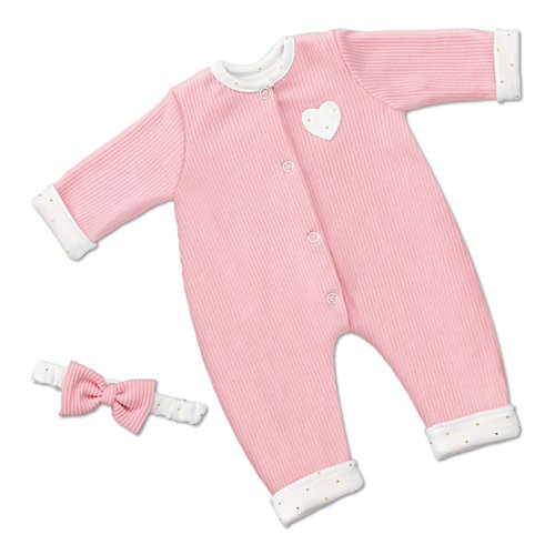 "Reversible Outfit Baby Doll Accessory Set – For 17"" - 19"" Baby Dolls"