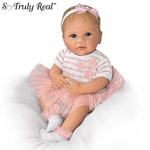 'A Star Is Born' So Truly Real® Baby Girl Doll