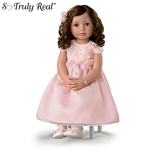 'Isn't She Lovely' So Truly Real® Child Doll