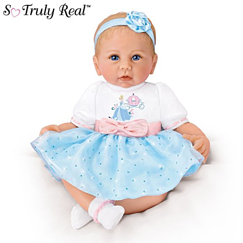 Linda Murray Disney 'Perfect Little Princess' Baby Girl Cinderella Doll