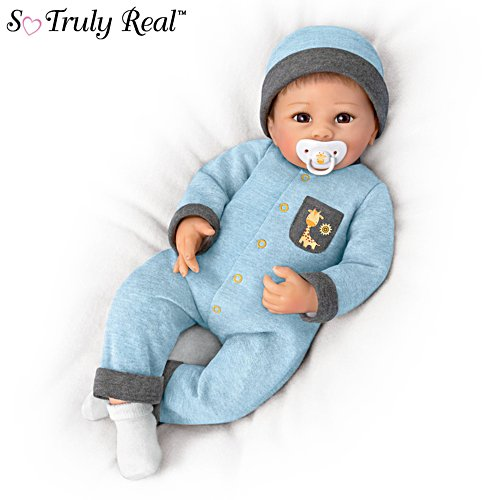 'Oliver' So Truly Real® Baby Boy Doll