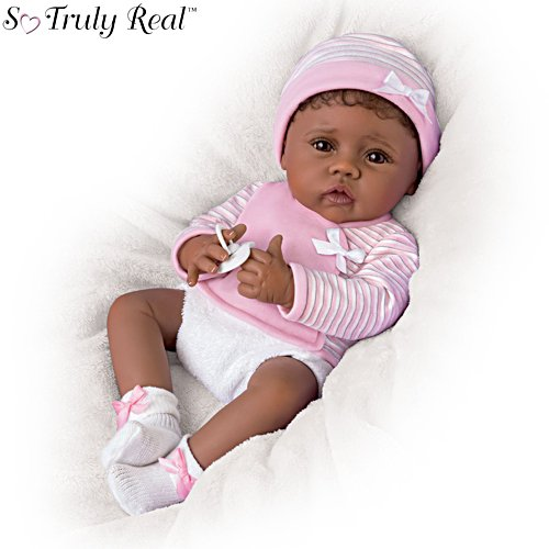 'Blessing From The Start' So Truly Real® Baby Girl Doll