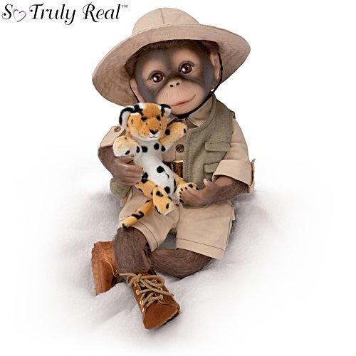 'Milo The Safari Monkey' So Truly Real® Baby Boy Doll
