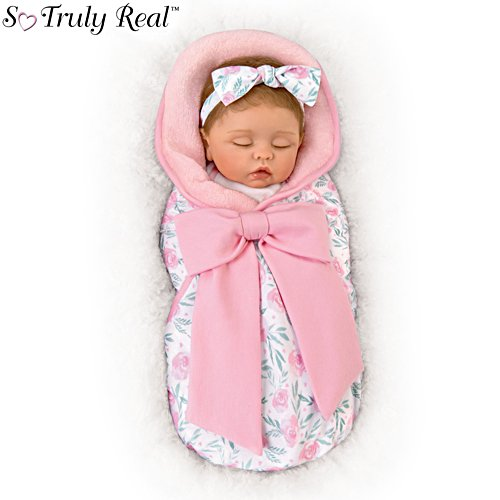 'Sweet Dreams, Little One' So Truly Real® Heartbeat Baby Girl Doll