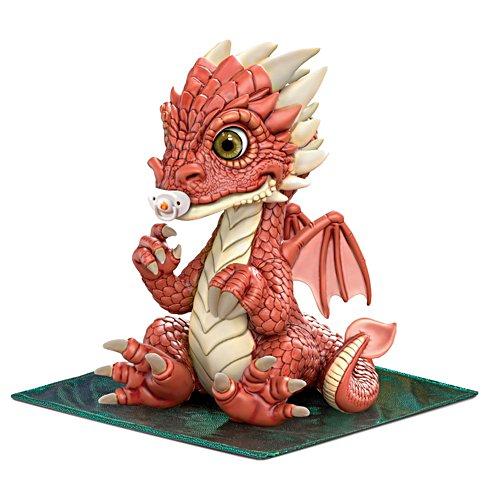 'Kai: Little Fire' Dragon Doll