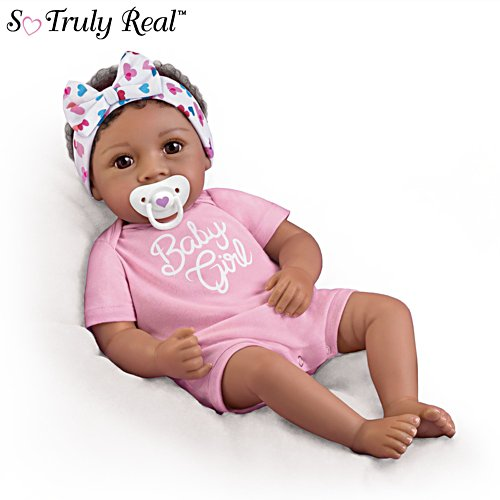 'Little Baby Girl' So Truly Real® Baby Doll