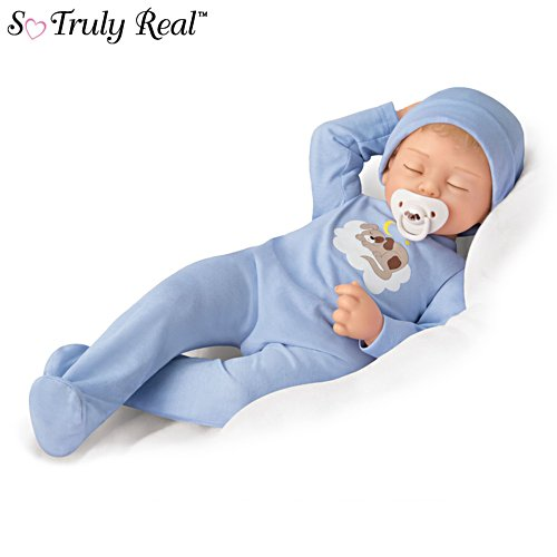 'Puppy Over The Moon' So Truly Real® Baby Boy Doll
