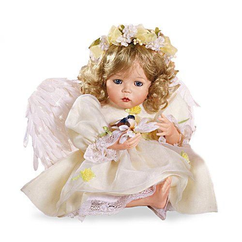 'Daisy' Baby Girl Angel Doll