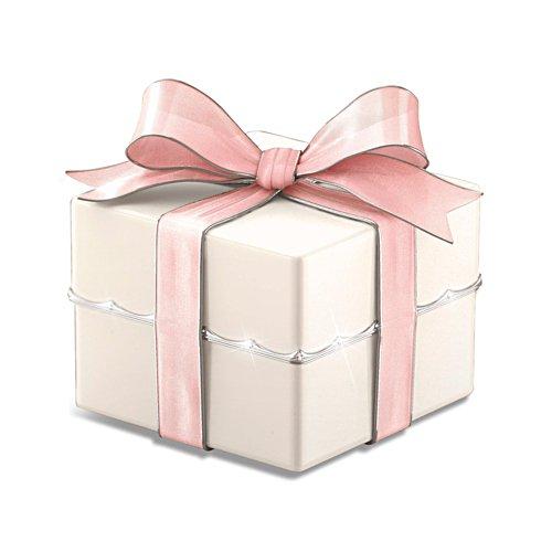 'Grandmother's Gift' Porcelain Music Box