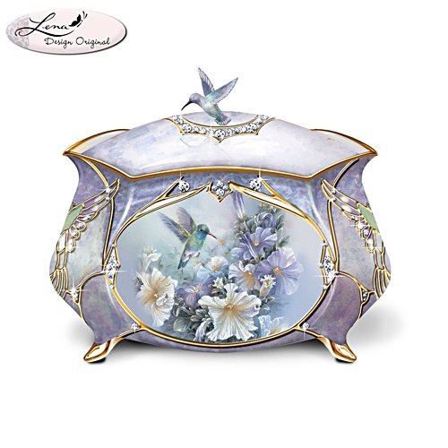 Lena Liu 'Precious Treasure' Heirloom Porcelain® Music Box