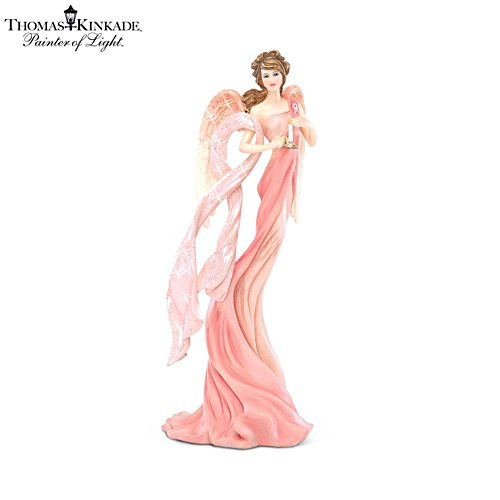 Thomas Kinkade 'Angel Of Promise' Figurine