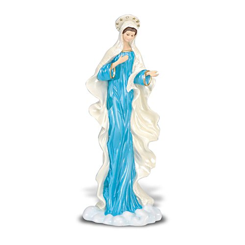 'Our Lady Of Medjuogore' Figurine