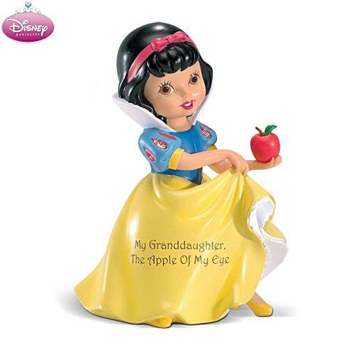Disney 'My Granddaughter, The Apple Of My Eye' Snow White Figurine