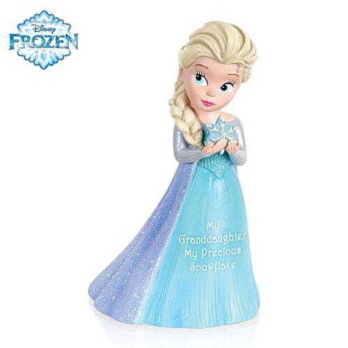 Disney 'My Granddaughter, My Precious Snowflake' Figurine