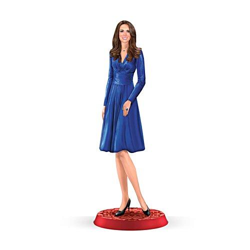Catherine Middleton 'A Royal Engagement' Fashion Figurine