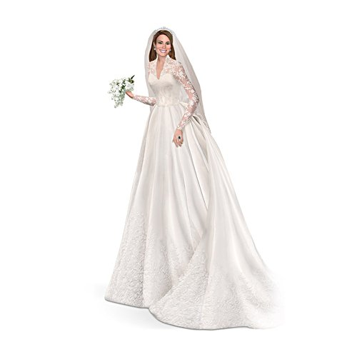 'Catherine, The Royal Bride Commemorative' Figurine