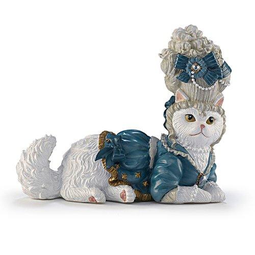 'Marie CAT-toinette' Figurine