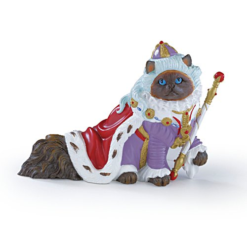 'CAT-therine The Great' Figurine