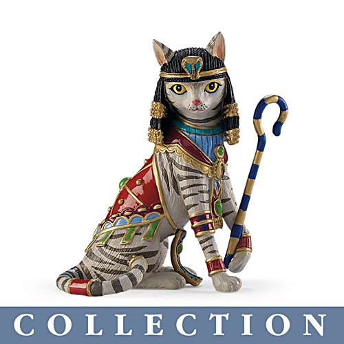 'Divine Feline' Figurine Collection