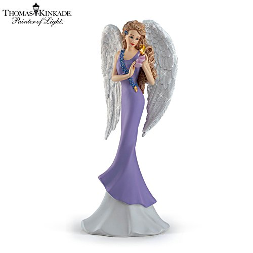 Thomas Kinkade 'Compassion' Figurine