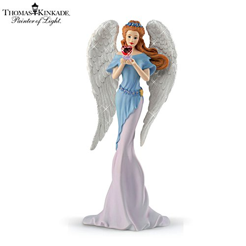 Thomas Kinkade 'Love' Figurine