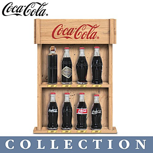 The COCA-COLA® Replica Bottle Collection