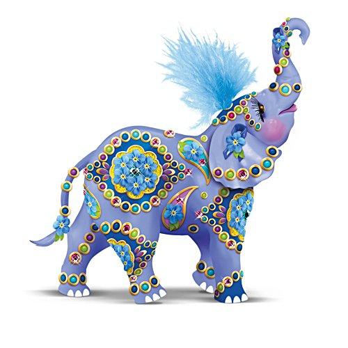 'Uplifting Support' Elephant Figurine