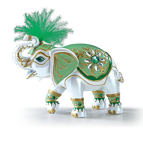 'Fortune's Smile' Elephant Figurine