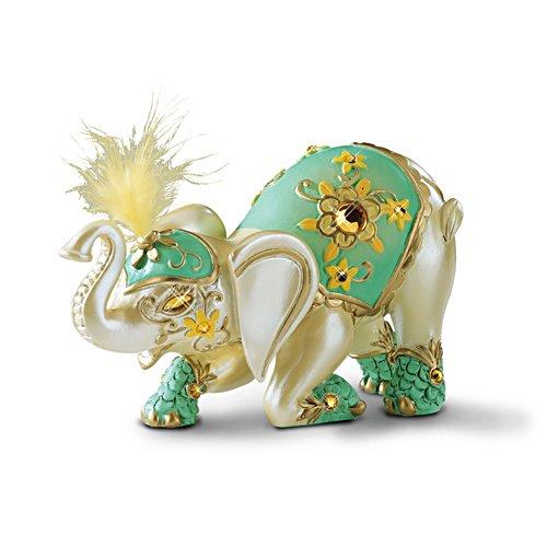 'Charmed Life' Elephant Figurine