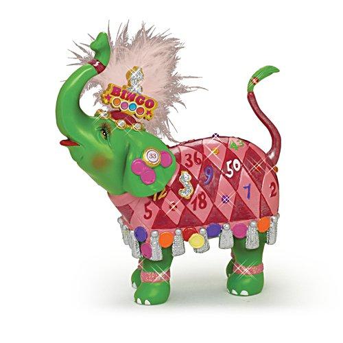 'BINGO Bling' Elephant Figurine