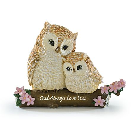 'Owl Always Love You' Figurine