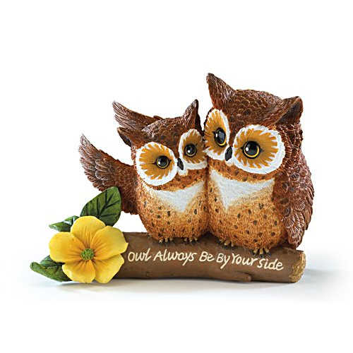 'Owl Always Be By Your Side' Figurine