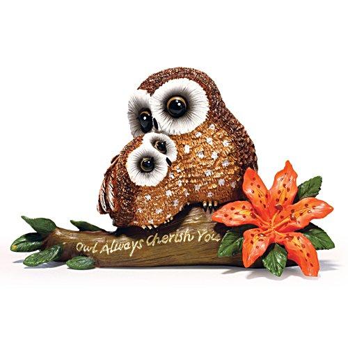 Kayomi Harai 'Owl Always Cherish You' Figurine