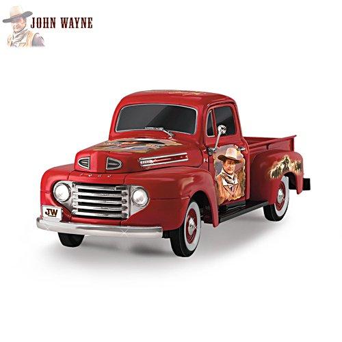 'John Wayne: Western Hero' Ford Sculpture