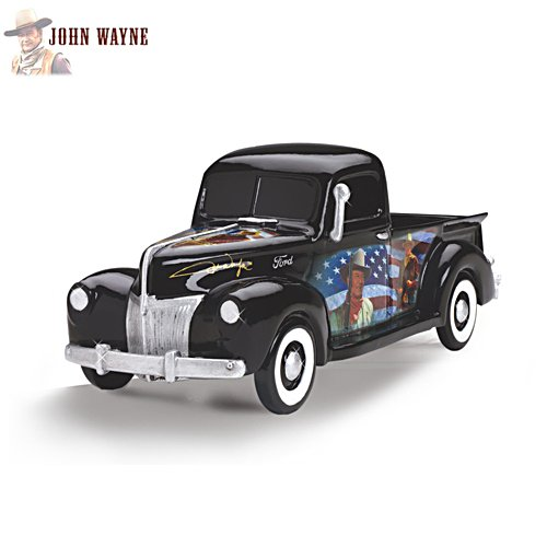John Wayne: The Legend' Ford Sculpture