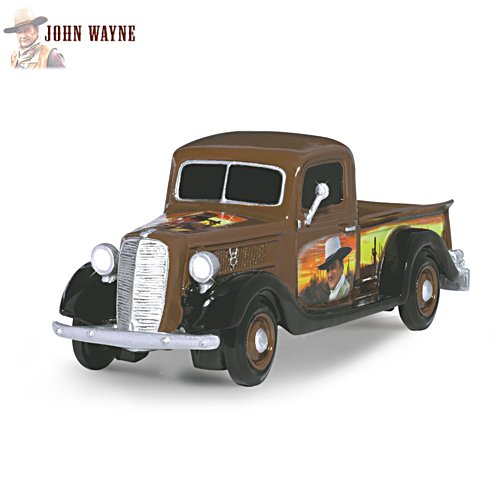 'John Wayne: Western Rider' Ford Sculpture