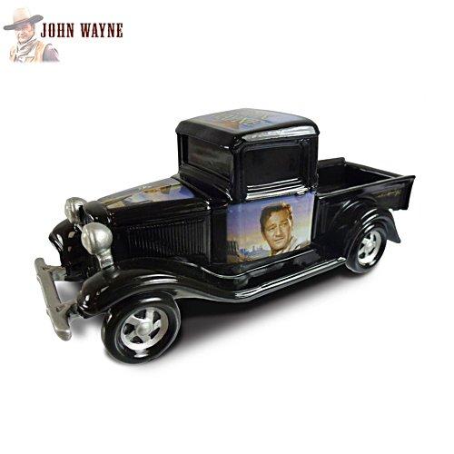 'John Wayne: Rough Rider' Ford Sculpture