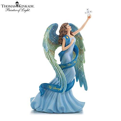 Thomas Kinkade 'You Are My Soul, My Strength' Figurine