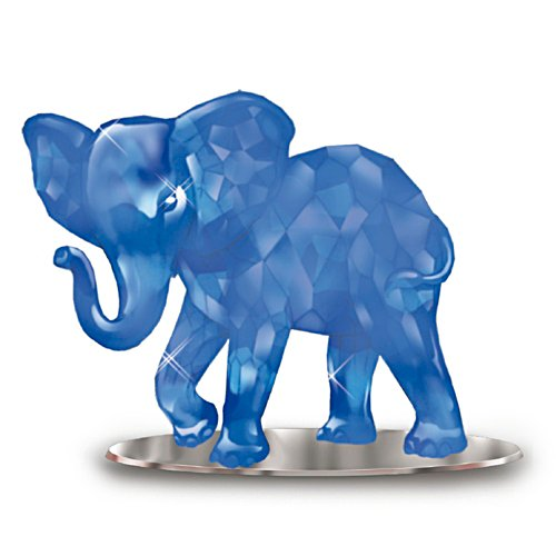 'Matriarch Of The Serendibite' Elephant Figurine