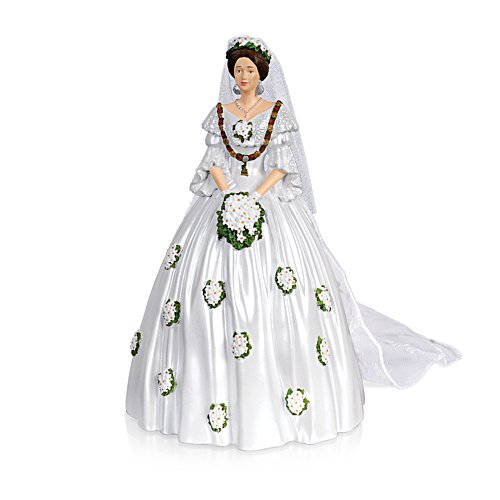 The 'Royal Wedding Of Queen Victoria' Figurine