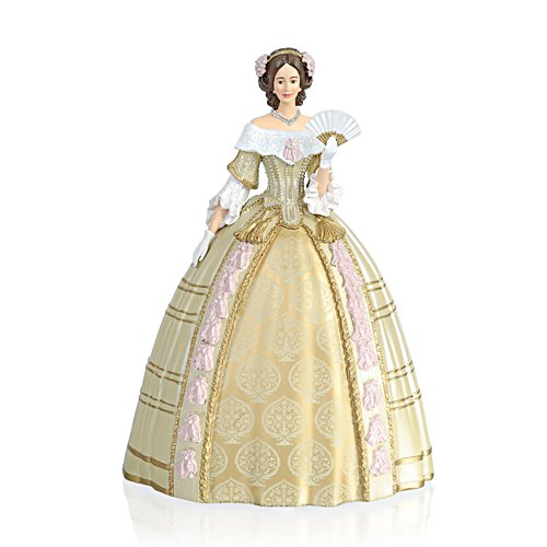 The 'Queen Victoria Attends The Stuart Ball' Figurine