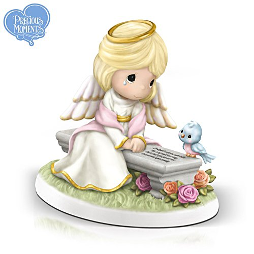 Precious Moments® 'Heaven's Embrace' Angel Figurine