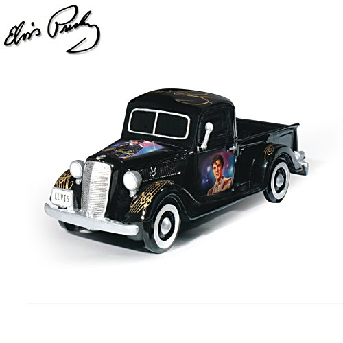 Elvis™ 'Rock N' Rollin' With Elvis' 1:36-Scale Sculpted Ford Truck