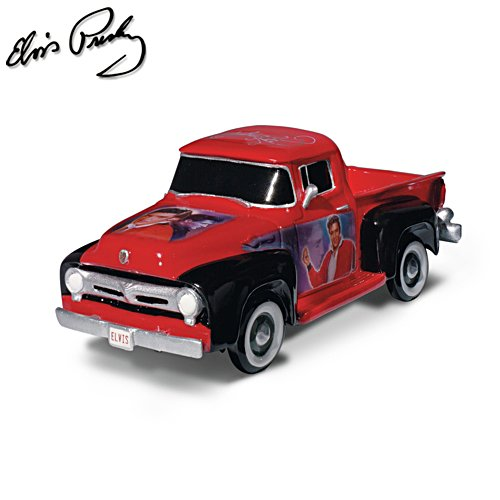 Elvis™ 'Takin' Care of Business' 1:36-Scale Sculpted Ford Truck
