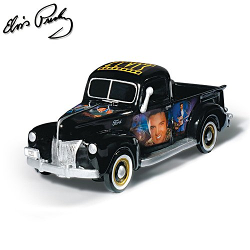 'King Of The Road' Elvis™ Ford Sculpture