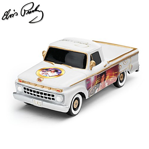 'Riding With Elvis™' Ford Sculpture
