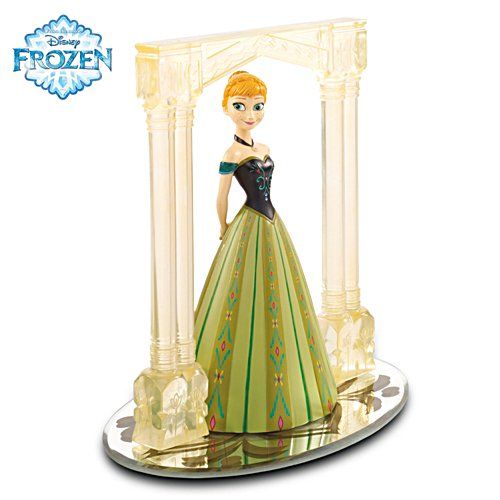 FROZEN 'For The First Time In Forever' Anna Figurine