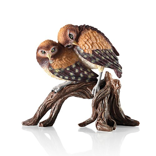 'Nature's Precious Moment' Owl Figurine