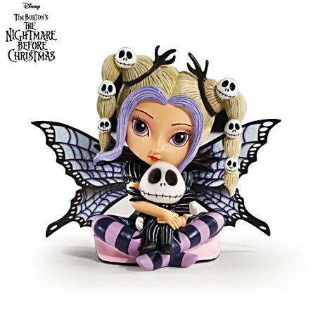disney nightmare before christmas jack figurine - Disney Nightmare Before Christmas